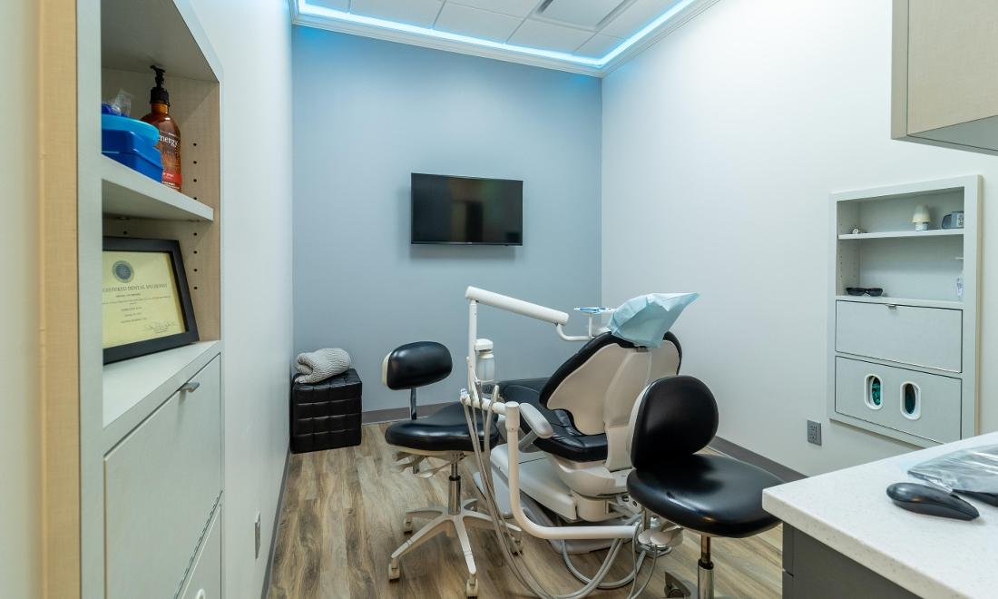 Lori Logan DDS | Exam Room